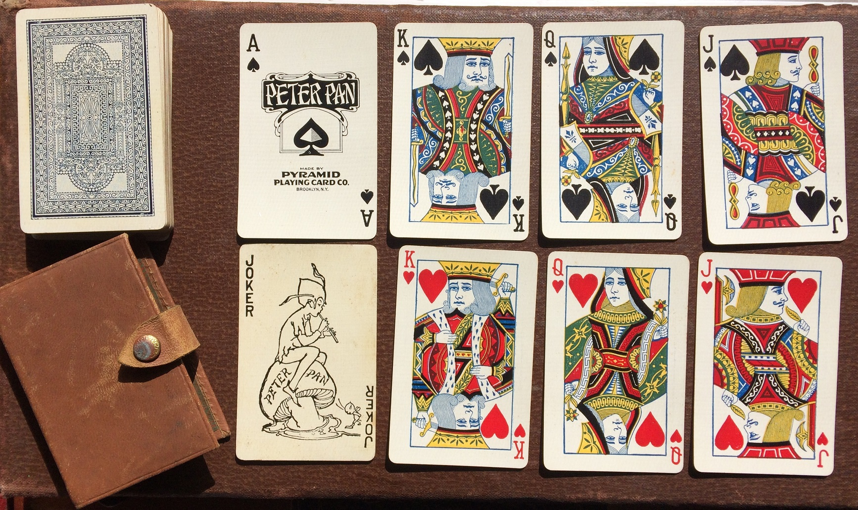 Pyramid Playing Card Co. - Peter Pan.JPG